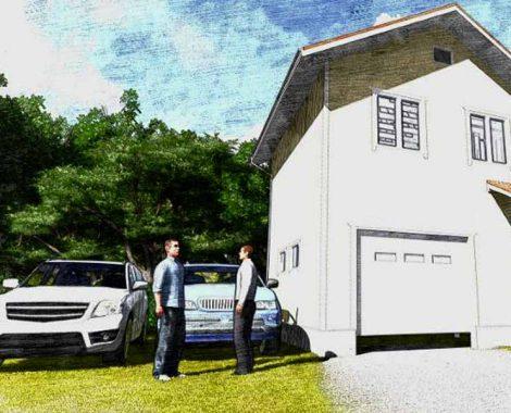 garazh-s-hozblokom-pod-avtomobil